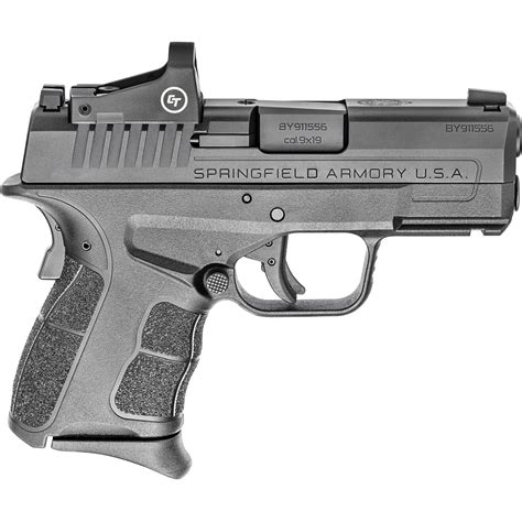 Springfield Armory Xds 9mm Tactical 3 3 Xds9339dee