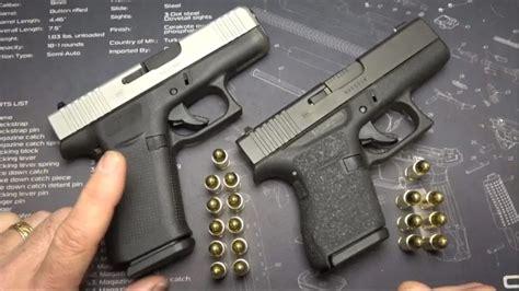 Springfield Emp9 Vs Glock 43