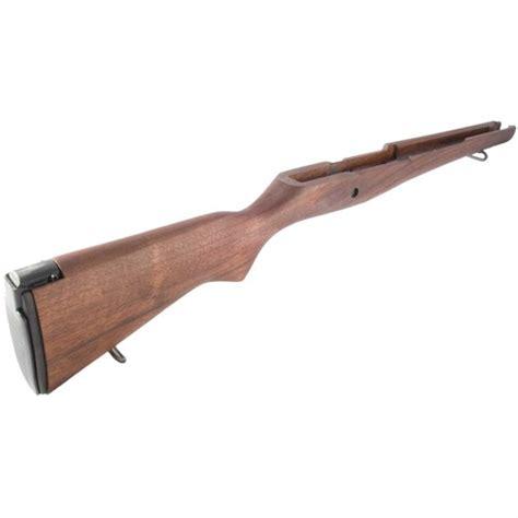 Springfield M14 Stock Oem Wood Brown