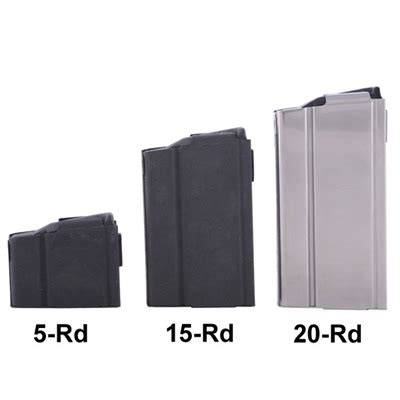 Springfield M1a 10rd Magazine 308 Winchester Checkmate And Timney Trigger Remington 700 Ebay