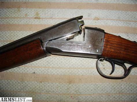 Springfield Savage Arms 410 Double Barrel Shotgun