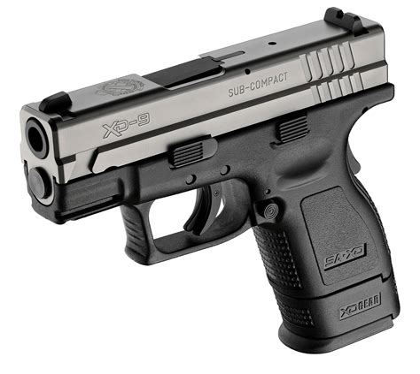 Springfield Sub Compact 9mm Price