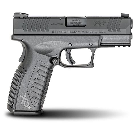 Springfield Xd 40 3 8 Compact Review