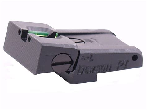Springfield Xd 40 Adjustable Sights