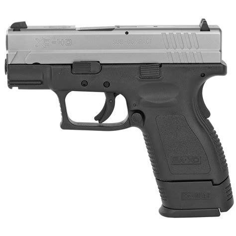 Springfield Xd 40 Stainless