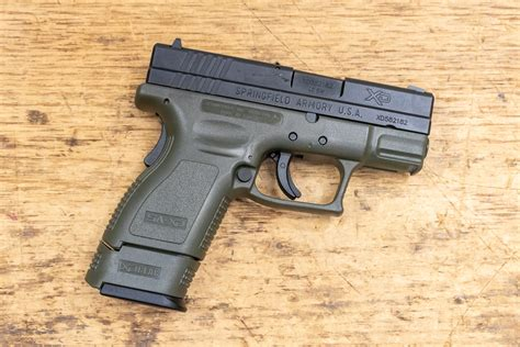 Springfield Xd 40 Trade In Value And Springfield Xd 45 Compact With Thumb Safety