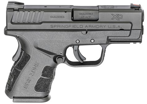 Springfield Xd 45 Mod 2 Subcompact Misfire