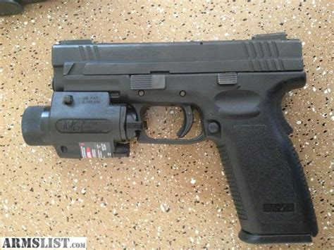 Springfield Xd 45acp 4 Inch Black Full Package 13rd Mags