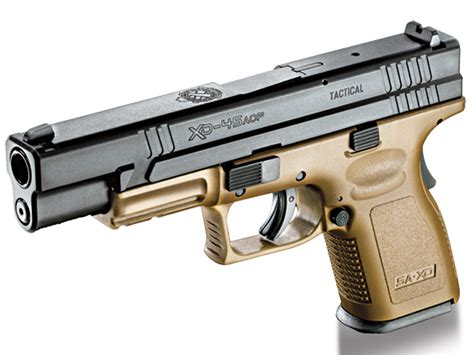 Springfield Xd 5 Inch Compact