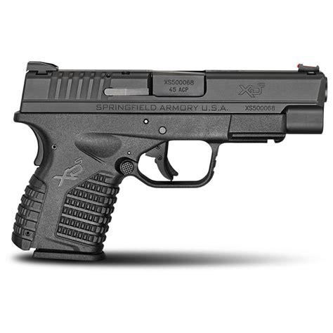 Springfield Xd 9mm 4 Inch