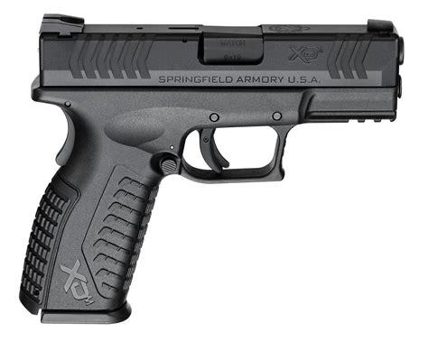 Springfield Xd 9mm Handgun