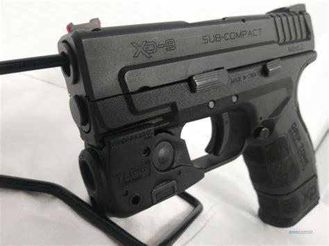 Springfield Xd 9mm Laser Light