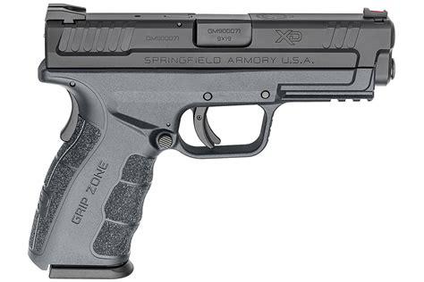Springfield Xd 9mm Max Range