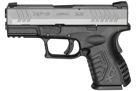 Springfield Xd Essential 9mm 3 Barrel Special Package
