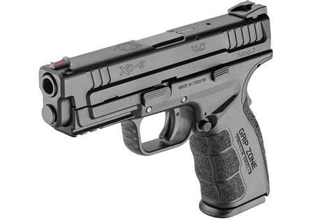 Springfield Xd Mod 2 9mm 4 Inch Fde