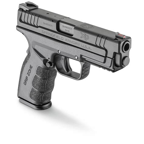 Springfield Xd Mod 2 Semiautomatic 9mm 4 Replacement Mags