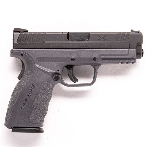 Springfield Xd Mod 2 Trigger Modifications