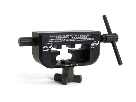 Springfield Xd Sight Removal Tool