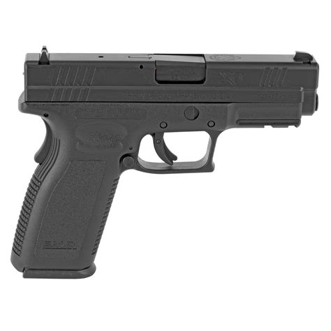 Springfield XD Striker-Fired Excellence