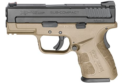 Springfield Xd Subcompact 45 Mod 2 Fde Images