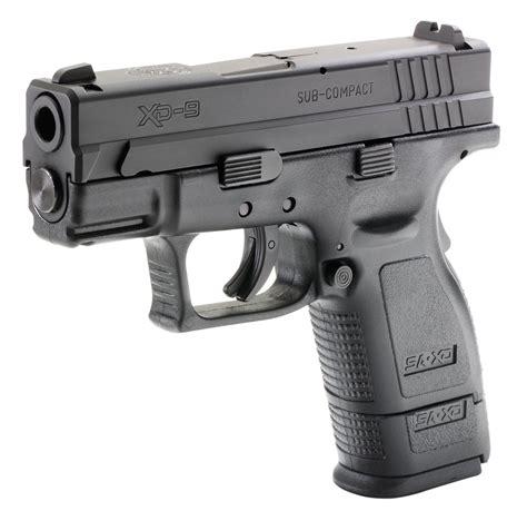 Springfield Xd Subcompact 9mm Handgun Price