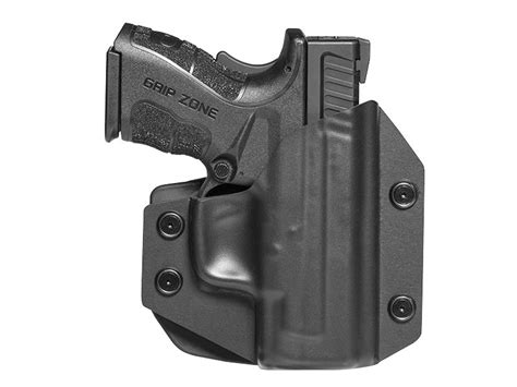Springfield Xd Subcompact Paddle Holster And Best Iwb Holster For Springfield Xd Mod 2