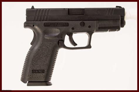 Springfield Xd9 D4 Guns