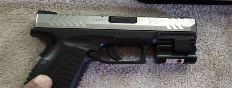 Springfield Xdm 40 Compact Vs Glock 23