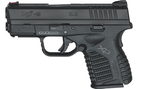 Springfield XDS 9mm 3 3