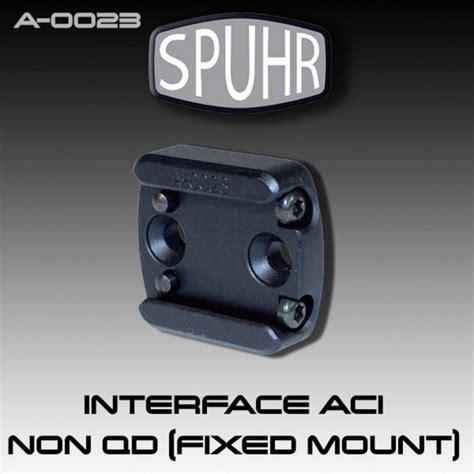 Spuhr A0023 Aci Mount Non Qd Mile High Shooting
