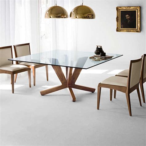 Square Glass Kitchen Tables
