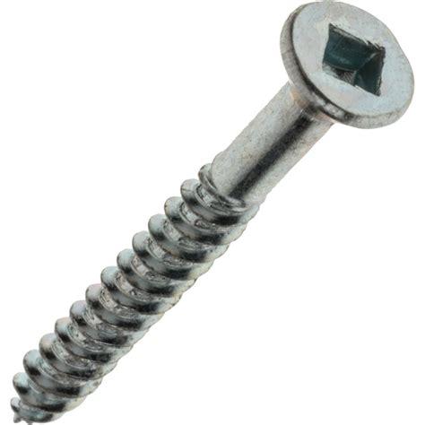 Square drive screws Image