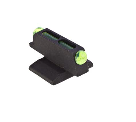 SR1911 Novak Fiber Optic Front Sight - Green-ShopRuger