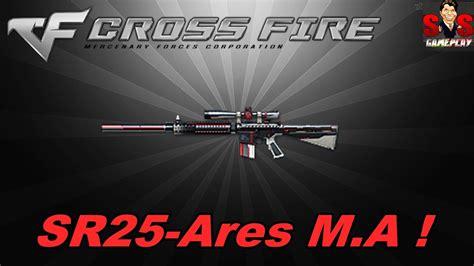 Sr25 Crossfire