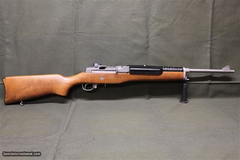 Ss Ruger Mini 14