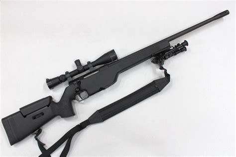 Ssg 3000 Rifle