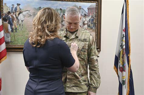 Ssg Diana Marshall Bravo Company Virginia National Guard