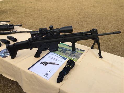 Ssr Sniper Rifle