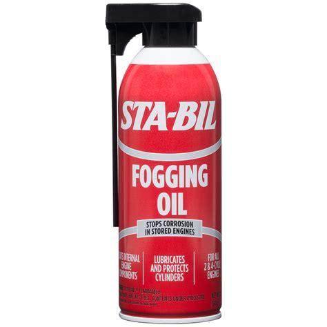 Sta Bil Fogging Oil