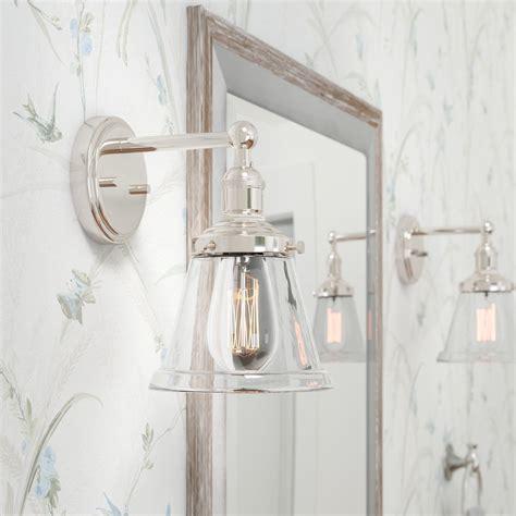 Staciee 1-Light LED Bath Sconce