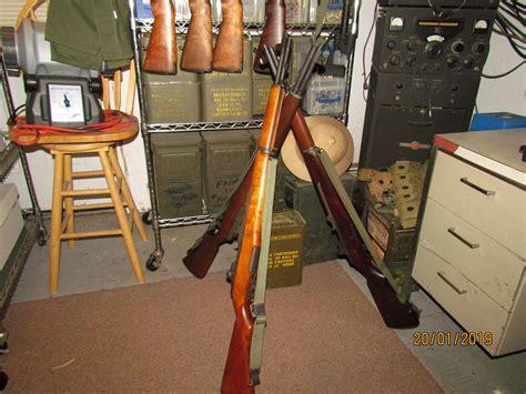 Stack Arms M1 Garand