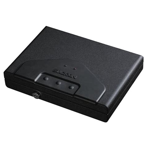 Stack On Security Case And Sig Sauer 9mm
