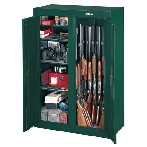 Stack On Tactical Steel Security Cabinet