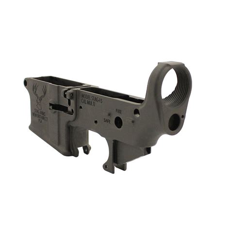 Stag 80 Lower Receiver