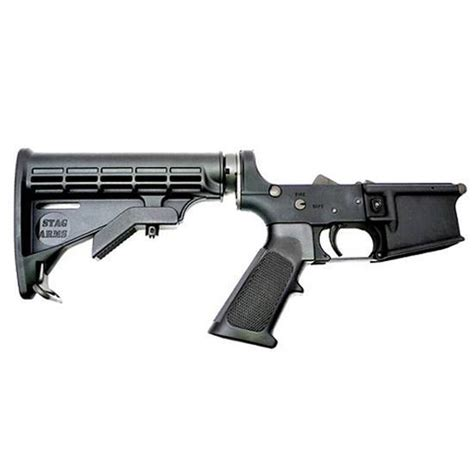 Stag Arms Ar 15 Complete Lower Receiver