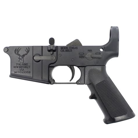 Stag Arms Ar 15 Lower Receiver