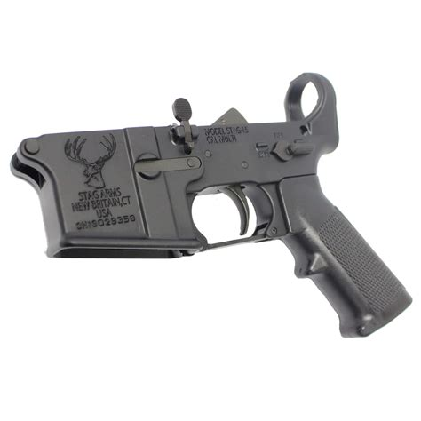 Stag Arms Ar 15 Lower Receiver Parts Kit