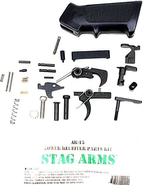 Stag Arms Lower Parts Kit