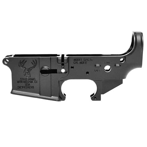 Stag Arms Lower Receiver Price