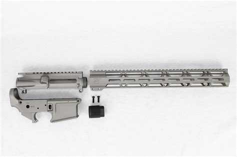 Stainless Steel Ar 15 Upper Receiver